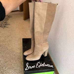 Sam Edelman Caprice Knee High Boots